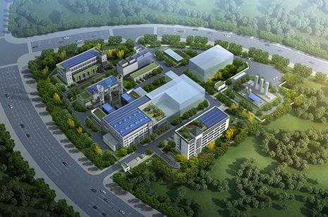 中新广州知识城北起步区分布式能源站项目
