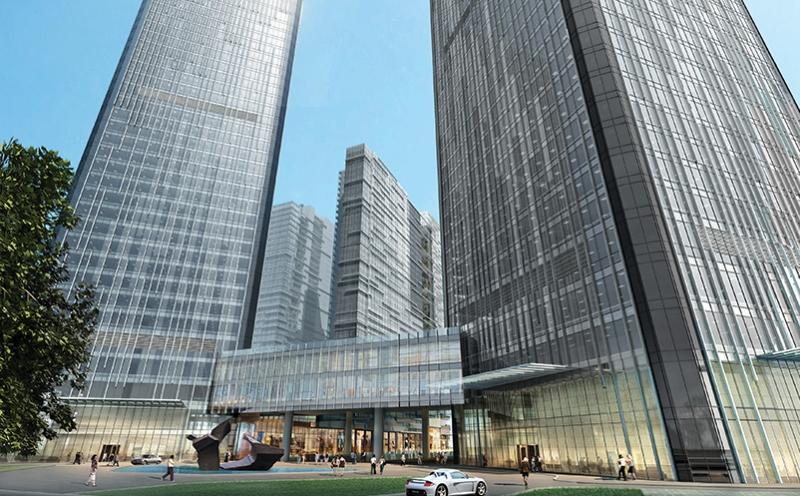 华南国际中心